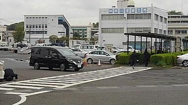 神奈川運輸支局(陸運局)