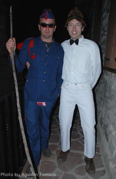 Mayordomos. carnavales 2013