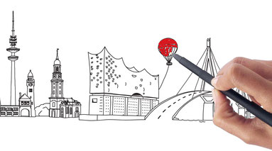 Whiteboard Animation Hamburg