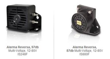 acusticos accesorios partes refacciones accesorios montacargas mexico