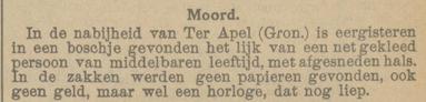 Provinciale Geldersche en Nijmeegsche courant 27-04-1923