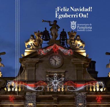 Programa de la Navidad en Pamplona