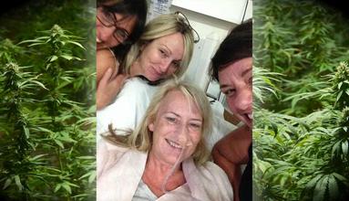 Une mère britannique aguériaprès avoir utilisé de l'huile de cannabis