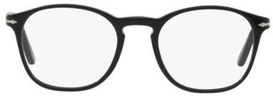 Occhiali da vista Persol uomo Modello: 3007V. Colore: 95 nero. Calibro: 48-19, 50-19 e 52-19. Prezzo € 148,00. Spedizione gratis. Forma: squadrata. Materiale: plastica.
