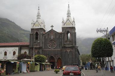 l'église de Banos