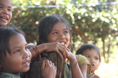 sourires du Laos ...