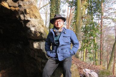 Hubert Hervé, écrivain aux Editions Mané Huily