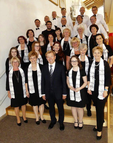 Chorjahr 2018 Foto Hubner