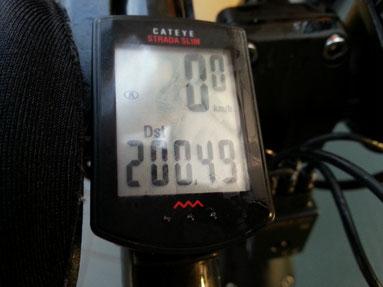 200キロ
