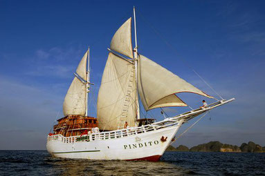 ship Indonesia Liveaboard, ©Pindito