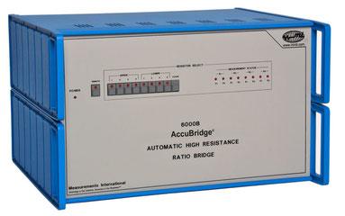 高抵抗ブリッジ6000B