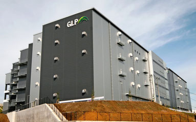 GLP-operated facility in Japan's Saitama Prefecture – courtesy GLP