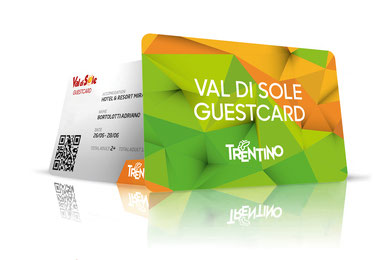 Val di Sole Guest Card