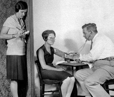 Olive Byrne, Elizabeth Marston & William Marston