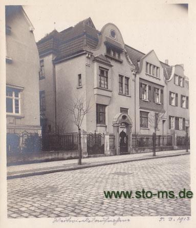 Gertrudenstraße 37 - Prof. Geyser