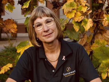 Monica Bühler Craniosacraltherapeutin, Beckenbodenspezialistin Santewell Physiotherapie Basel