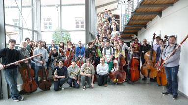 Ostbayerisches Jugendorchester