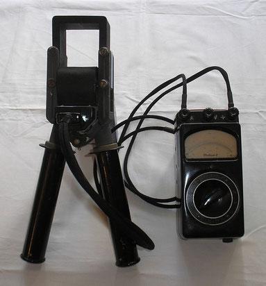 Zangen - amperemeter Typ. IDM 1000 von 1954