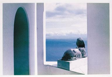 ꧁ ©Luigi Ghirri, Capri, 1981 ꧂
