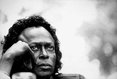 ꧁ Miles Davis ©Elena Carminati pour Jazz Magazine ꧂