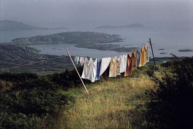 ꧁ ©Harry Gruyaert, Irlande, Comté de Kerry, 1988 ꧂
