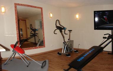 Ferienhaus Resi Fitness
