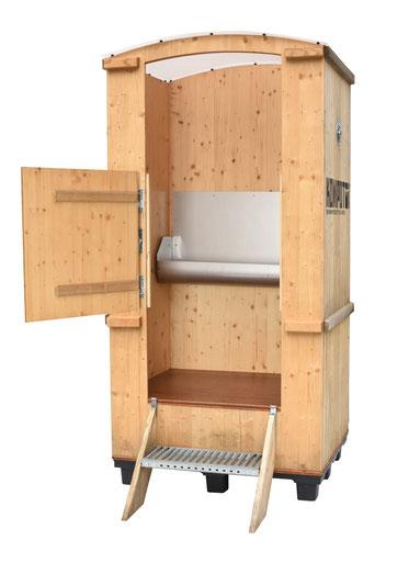 Pisoire, Holz pisoire, Miet pisoire, urinal, miet urinal, Holz urinal, besser als toitoi, Miet WC, Kompotoi Komposttoilette, Toilette für Ihr Fest, Cabane toilettes seches, Trenntoilette, ecotoilette, festivaltoilette