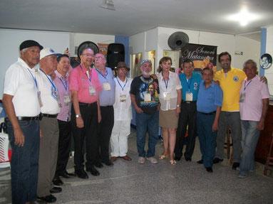 Audición: El Bolero Colombiano, agosto 5 de 2015.