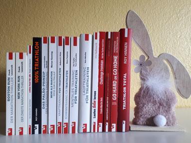 Triathlon Bücher & Laufbücher vom Sportwelt Verlag