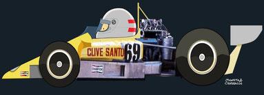 Clive Santo by Muneta & Cerracín