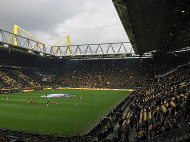 Stadionbezoek Borussia Dortmund