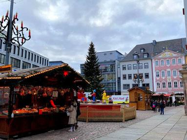 Mùa giáng sinh tại Chemnitz