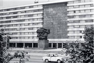 """Tượng """"Nischel"""" tại Chemnitz"""