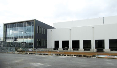 Distributiecenterum Maasvlakte Rotterdam