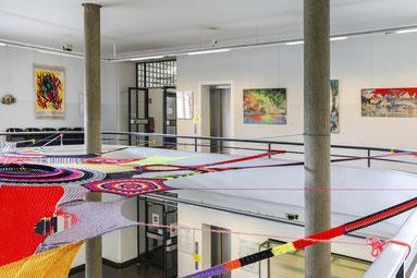 Ausstellungsansicht, alle Fotos der Ausstellung: Antonia Richter (gatonia.de)