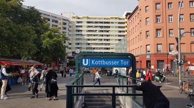Schlüsseldienst Kreuzberg am Kottbusser Tor