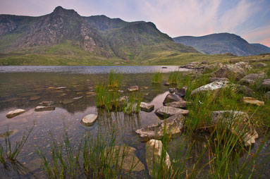Landschaft im Snowdonia National Park