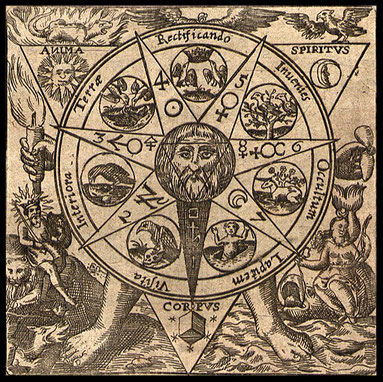 Azoth of the Philosophers (The Seven Operations of Alchemy)