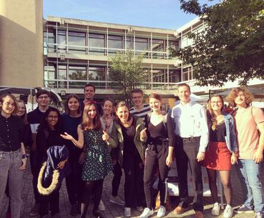 Lindy Hop Hochschule Heilbronn Studenten