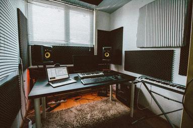 スタジオのパーソナライズ