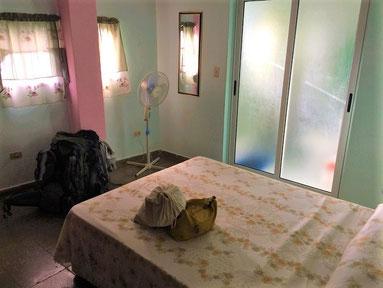 Reiseroute Kuba Mexiko Rundreise und baden - Casa Particular