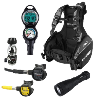 Galapagos Shark Diving - Dive equipment