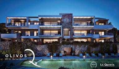 Imagen del Proyecto Olivos. Render 3D cortesía de La Quinta Grupo Inmobiliario