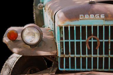Oldtimer Dodge aus den Anfängen