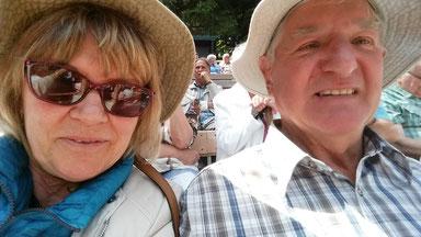 Rainer und Sylvia Schellenberg