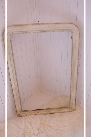 Cadre miroir Louis Philippe