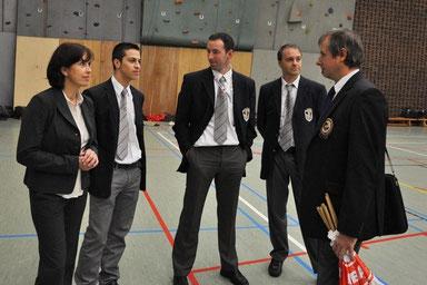Herfststage Herentals 27/11/2010 stage scheidsrechter