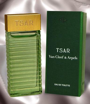 TSAR - EAU DE TOILETTE POUR HOMME 7 ML