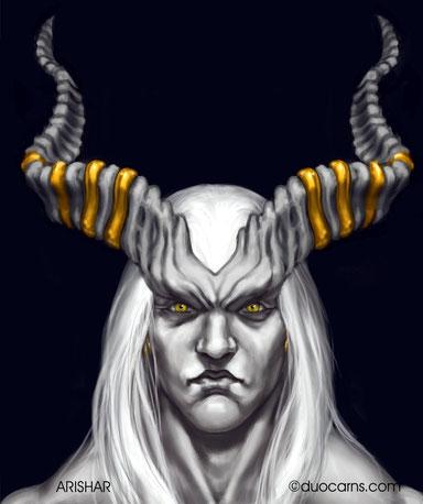 Arishar - König der Quinari