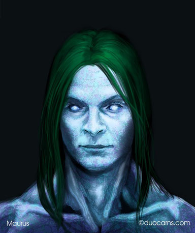 Maurus - König der Aquarianer